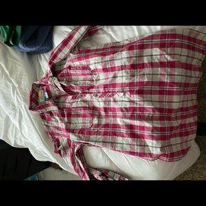 Plaid Columbia dress
